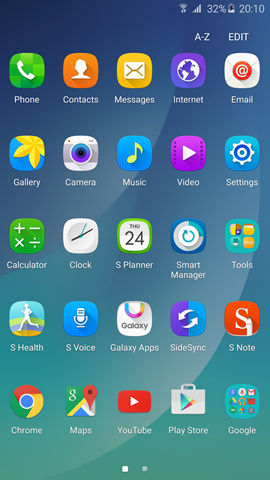 Samsung Galaxy Note5 screenshot (4)