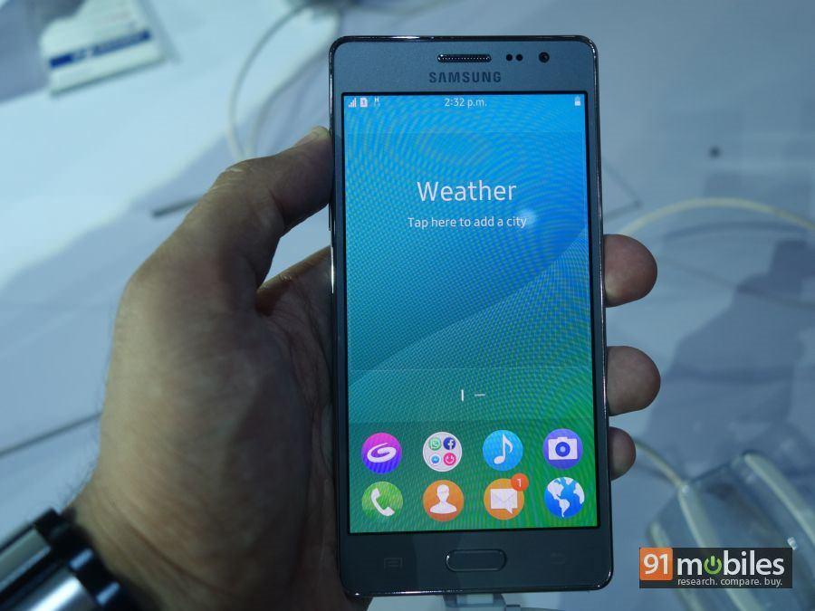 Samsung Z3 first impressions 01