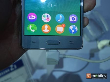 Samsung Z3 first impressions 04