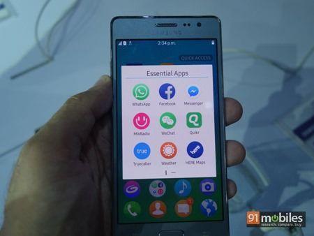 Samsung Z3 first impressions 15