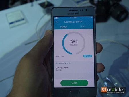 Samsung Z3 first impressions 22