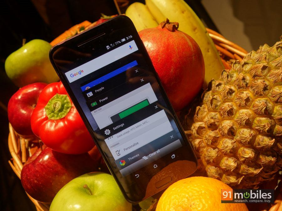 HTC One A9 first impressions 33