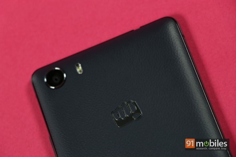 Micromax Canvas 5 unboxing and first impressions 11