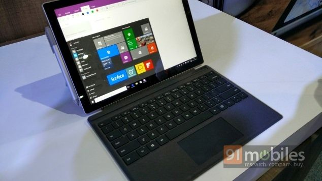 Microsoft Surface Pro 4 in pics