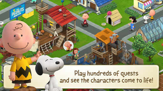 Peanuts- Snoopy's Town Tale_1