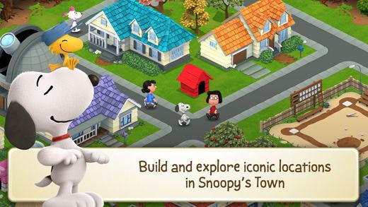Peanuts- Snoopy's Town Tale_2
