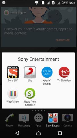 Sony Xperia Z5 screenshot (8)