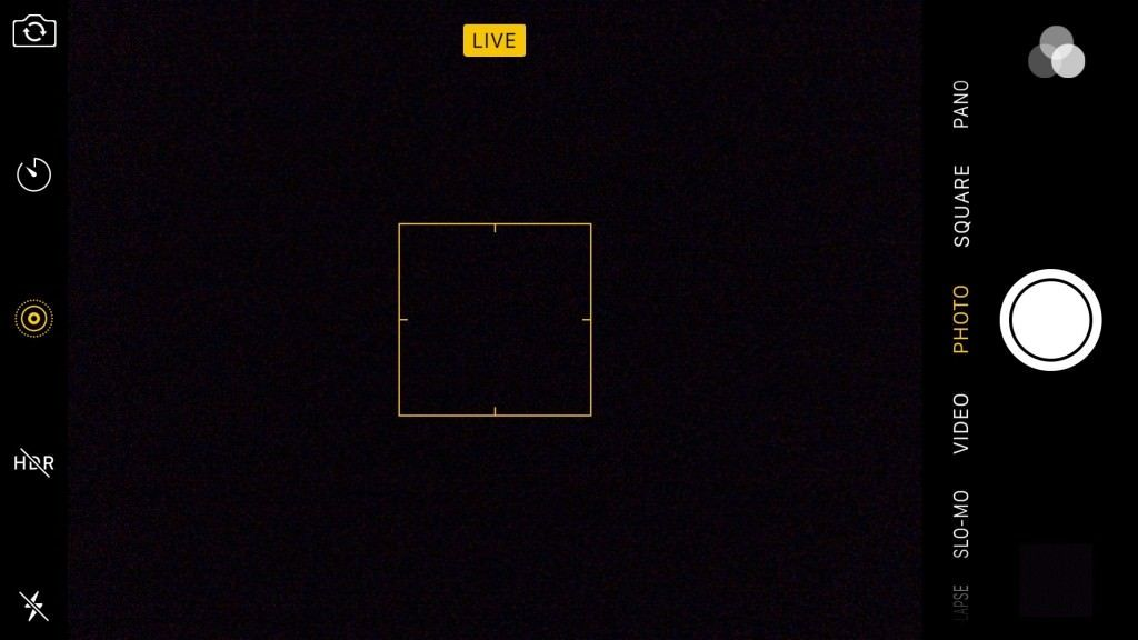 iPhone 6s Plus_Live Photos