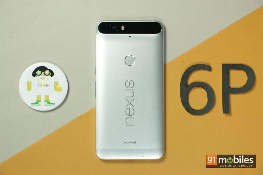 Google Nexus 6P review | 91mobiles com