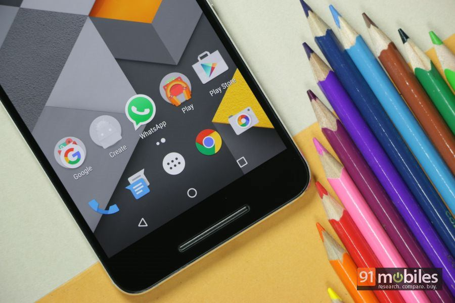 Google Nexus 6P review 18