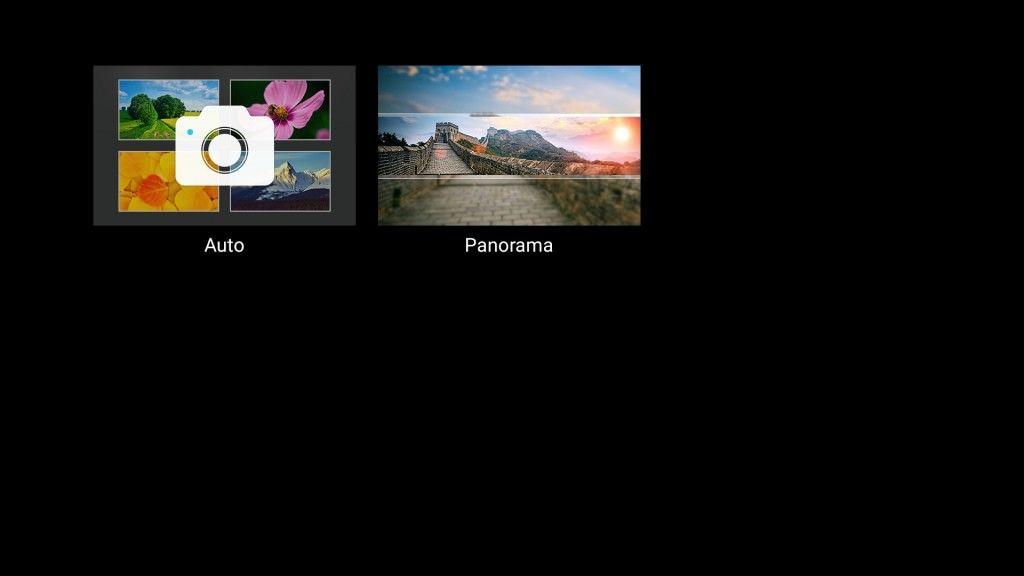 Lenovo Vibe S1_camera modes