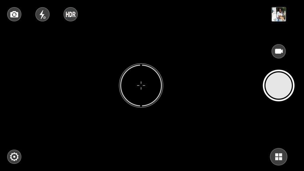Lenovo Vibe S1_camera on