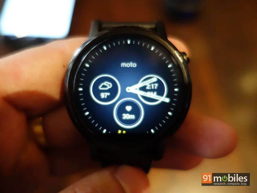 Moto 360 (2nd-gen) first impressions 01