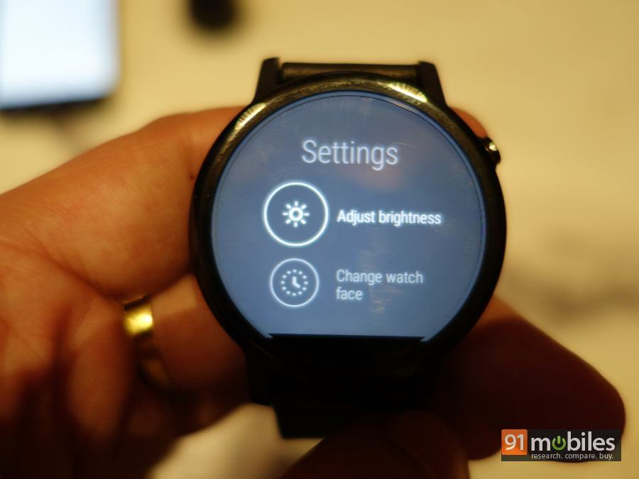 Moto 360 (2nd-gen) first impressions 16