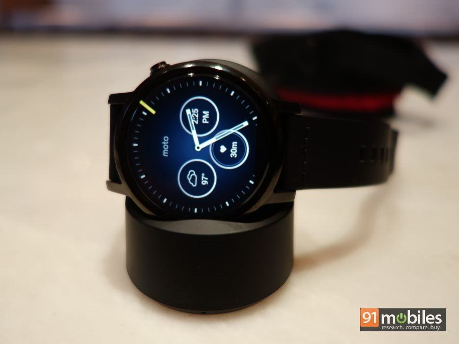 Moto 360 (2nd-gen) first impressions 28