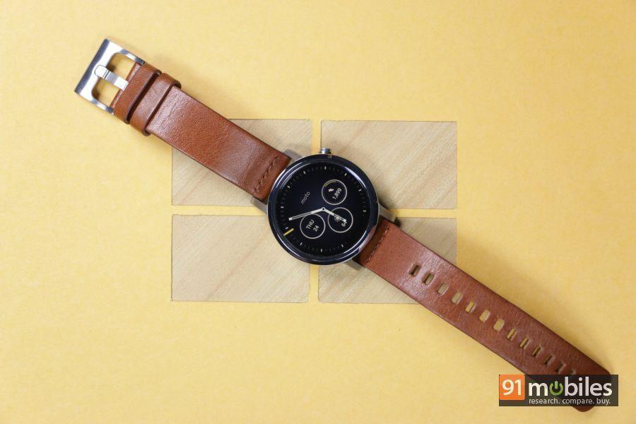 Motorola Moto 360 (2nd-gen) review 01