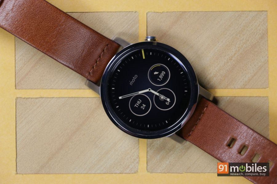 Motorola Moto 360 (2nd-gen) review 02