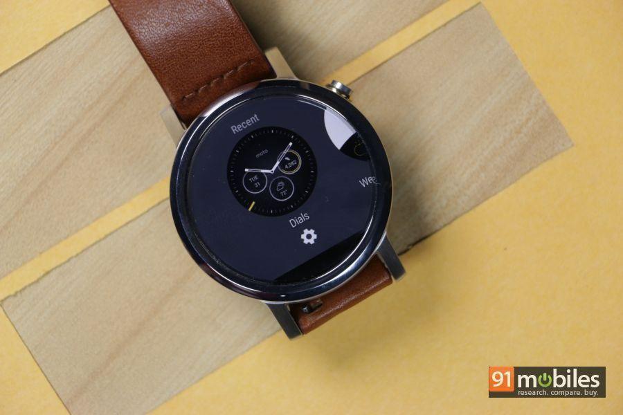 Motorola Moto 360 (2nd-gen) review 08