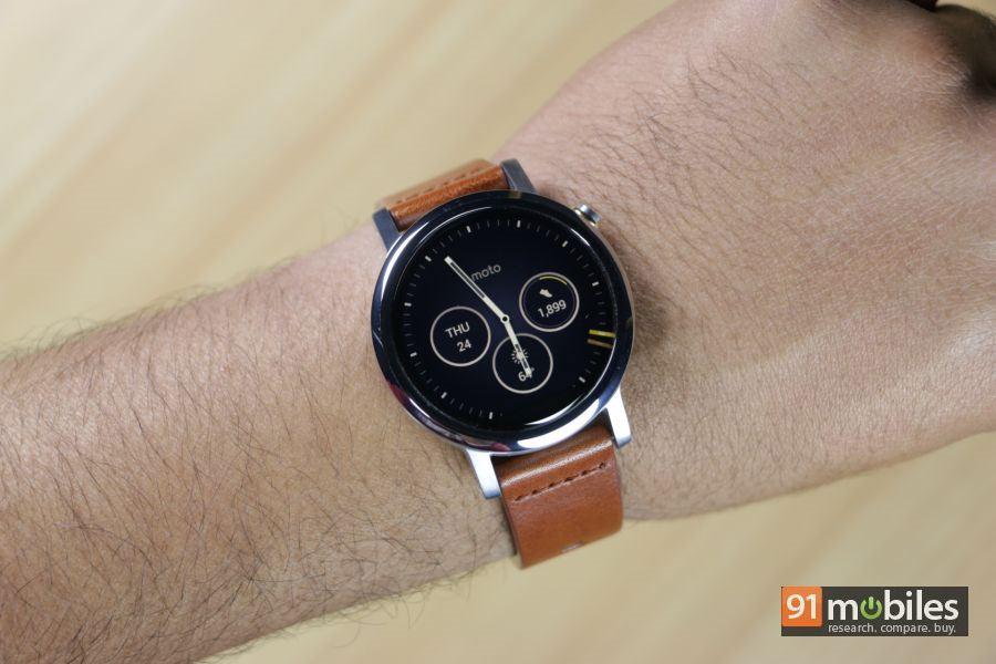 Motorola Moto 360 (2nd-gen) review 10