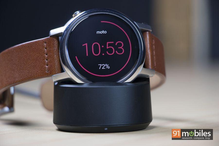 Motorola Moto 360 (2nd-gen) review 15