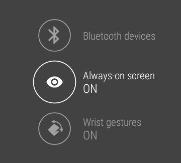 Motorola Moto 360 (2nd-gen) screenshot (10)
