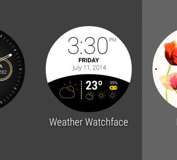 Motorola Moto 360 (2nd-gen) screenshot (5)