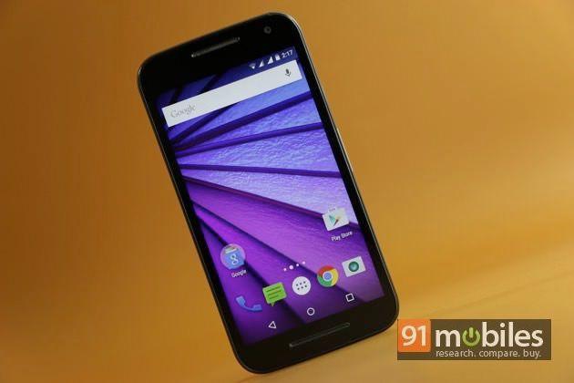 Motorola Moto G 3rd-gen
