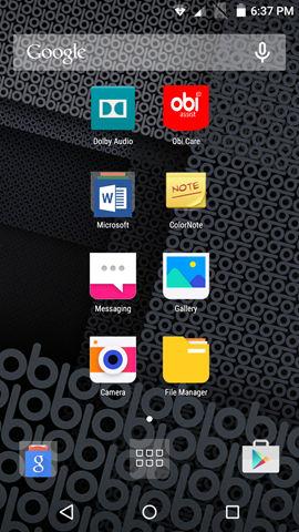 Obi WorldPhone SF1 screenshot (2)