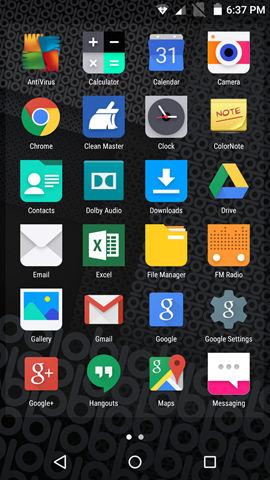 Obi WorldPhone SF1 screenshot (3)