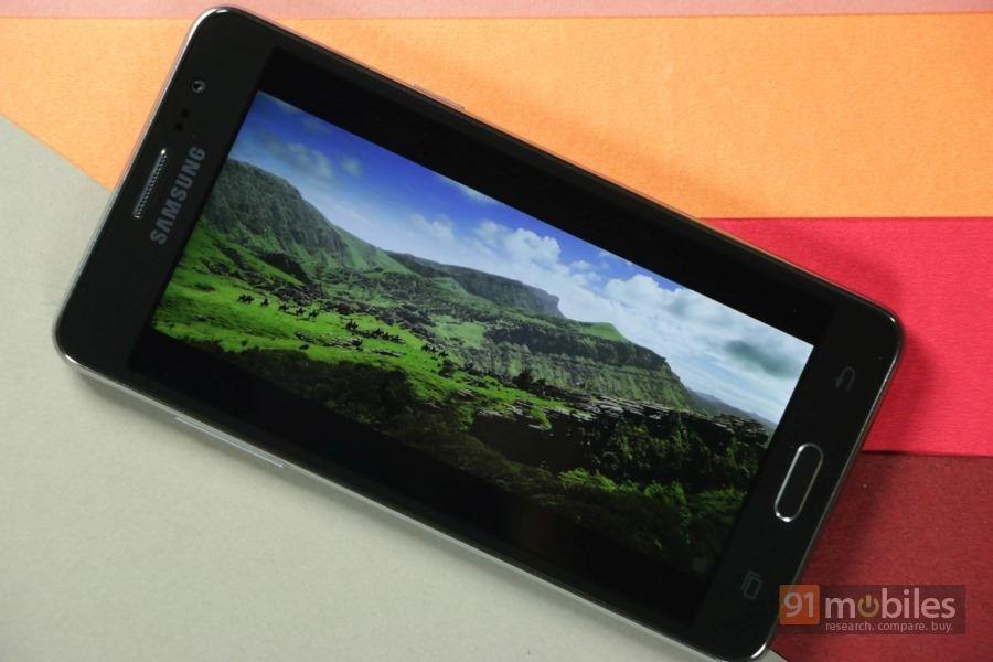 Samsung Galaxy On5 review | 91mobiles com