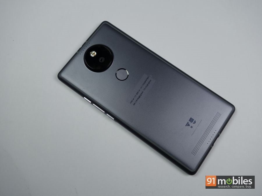 YU Yutopia unboxing and first impressions 15