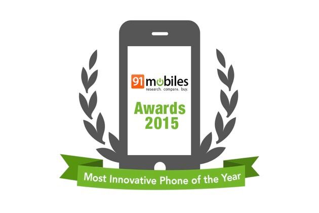 Most Innovative Smartphone of the Year
