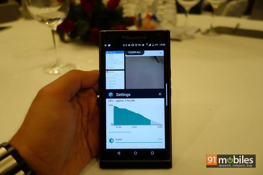 BlackBerry PRIV first impressions 25