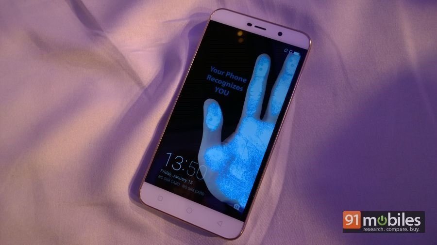 Coolpad Note 3 Lite first impressions 01