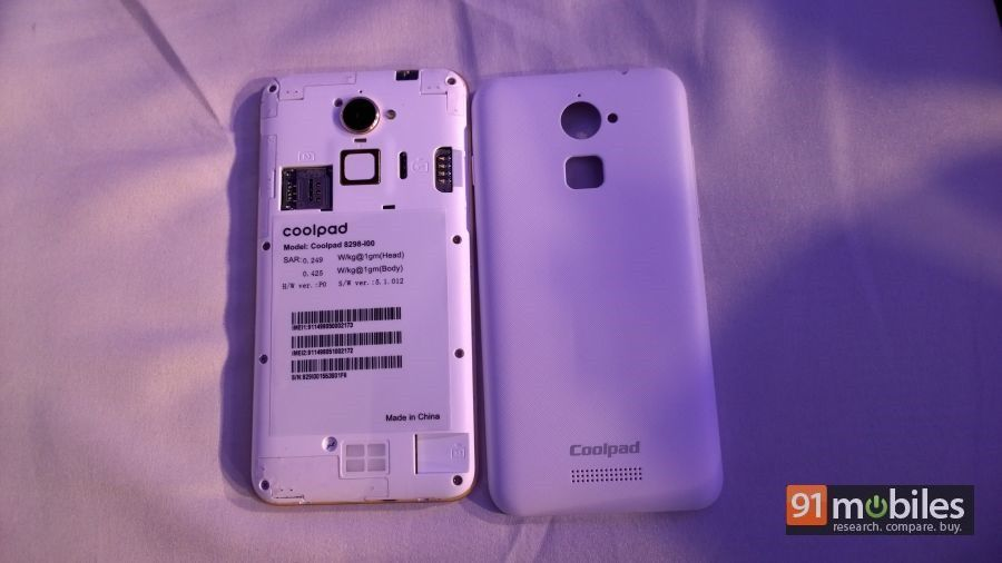 Coolpad Note 3 Lite first impressions 10