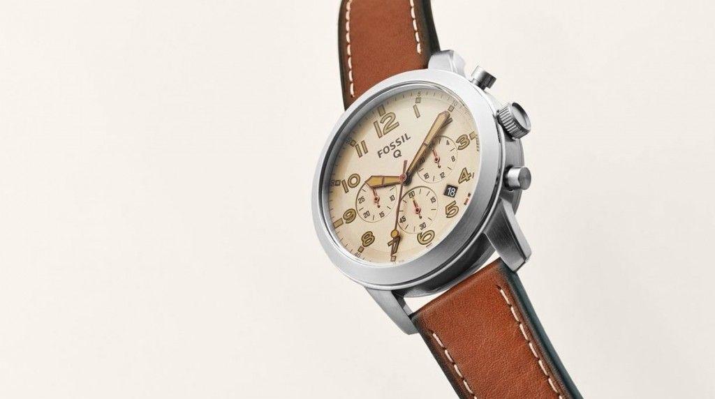 Fossil Q54 Pilot Incognito Smartwatch