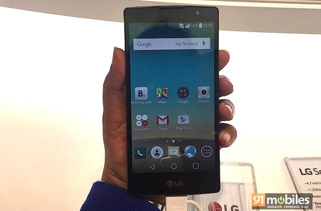 LG Spirit 4G (Rs 11,900)