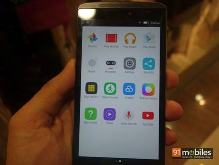 Lenovo K4 Note first impressions 26