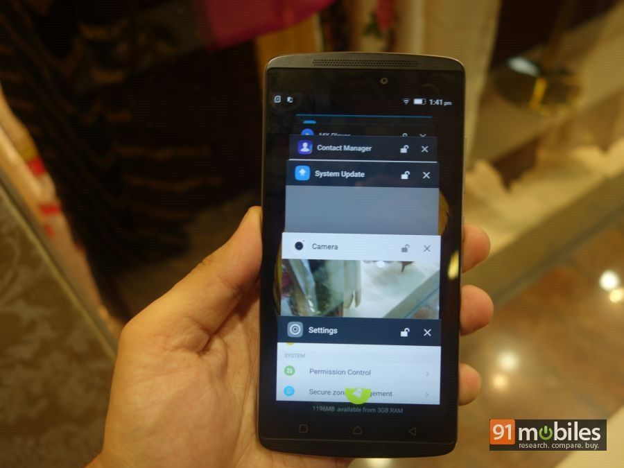 Lenovo K4 Note first impressions 30
