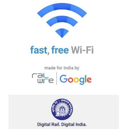 Indian Railways partners with Google to offer Wi-Fi services