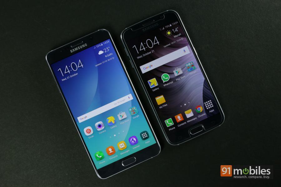 Samsung lost its niche!