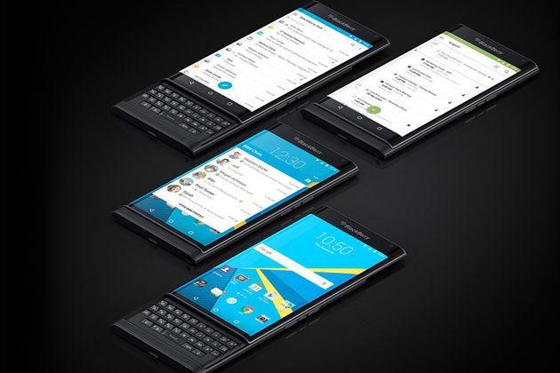Blackberry Priv (Rs 62,990)