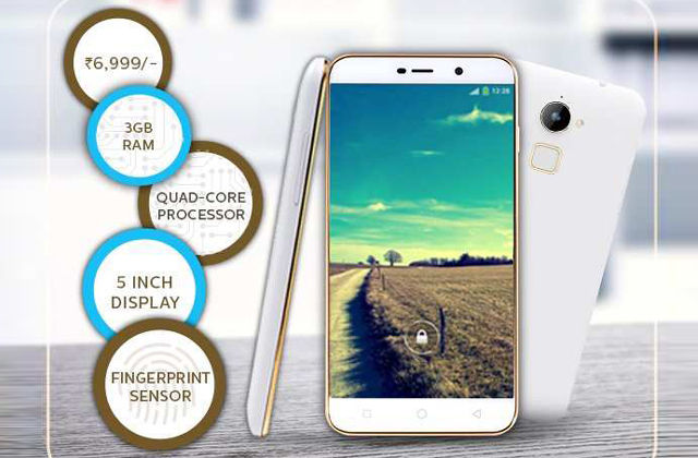 Coolpad Note 3 Lite (Rs 6,999)