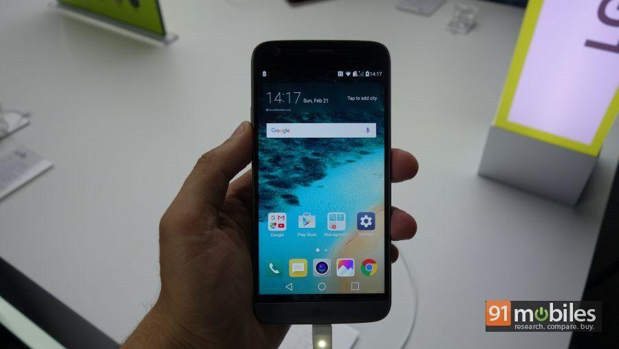 LG G5 first impressions 41