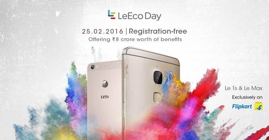 LeEco day