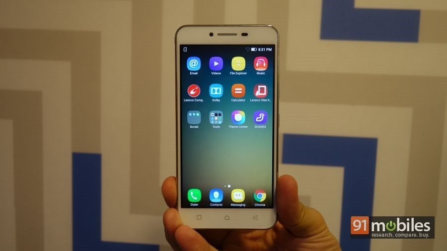 Lenovo Vibe K5 and K5 Plus first impressions 11
