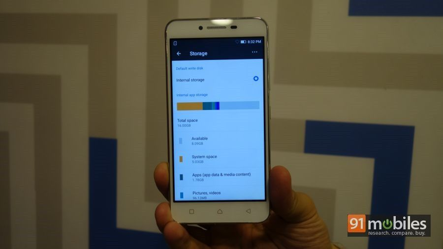 Lenovo Vibe K5 and K5 Plus first impressions 14