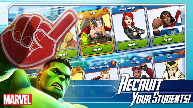 MARVEL Avengers Academy_2