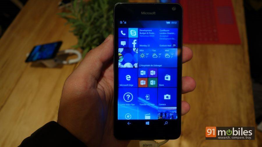 Microsoft Lumia 650 first impressions 01