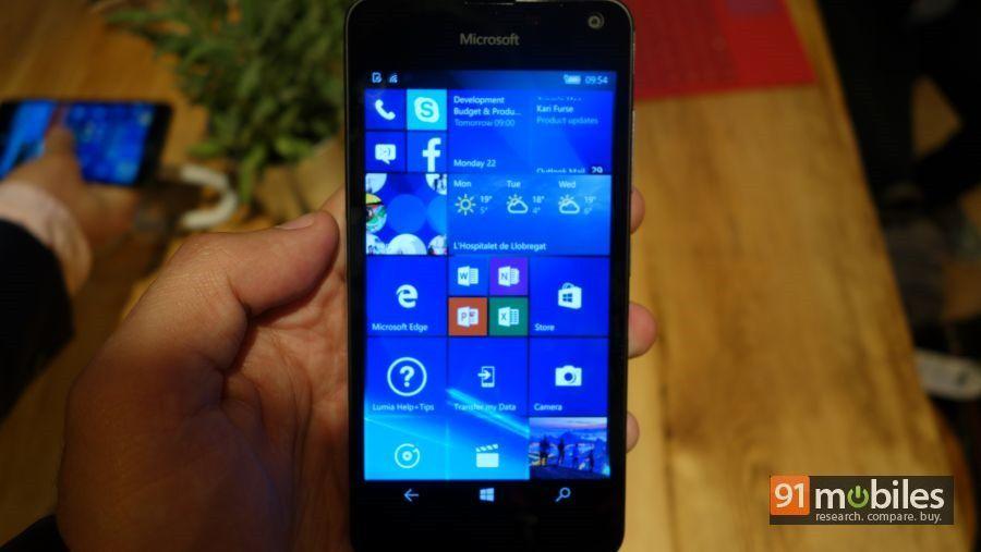 Microsoft Lumia 650 first impressions 09